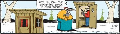 Classic toilet humor from Tundra Comics!