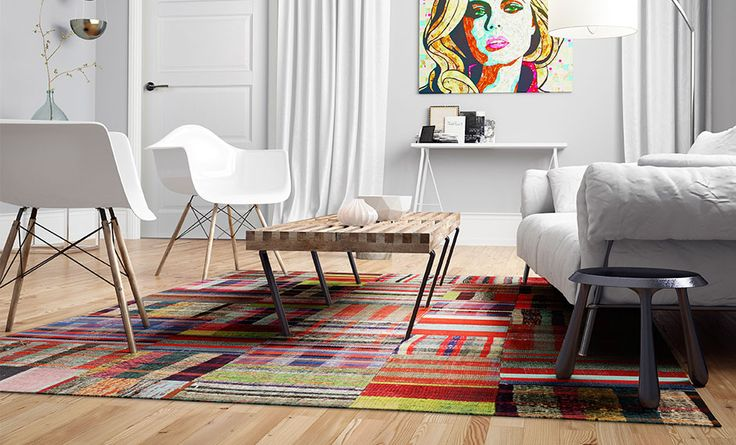 16 best Teppich images on Pinterest Contemporary rugs, Modern area