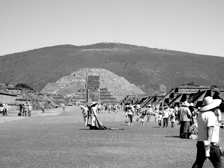 Teotihuacan Photo by Ivana Kozlai -- National Geographic Your Shot