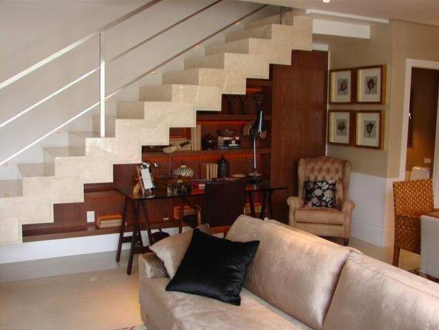 30 Salas Decoradas com Escadas Encostadas na Parede!