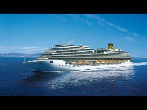 Costa Diadema: Neues Kreuzfahrtschiff auf dem Weg zur Taufe