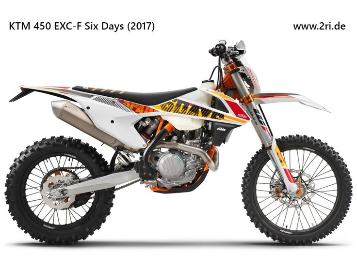 KTM 450 EXC-F Six Days (2017)