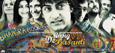 IndiStoryTeller: Rang De Basanti...a timeless movie