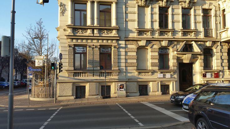 Kurt-Eisner-Straße 15 / August-Bebel-Straße