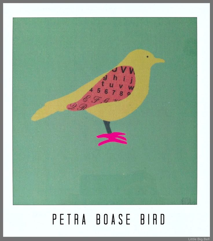 Petra Boase print from the Countryliving fair on littlebigbell.com