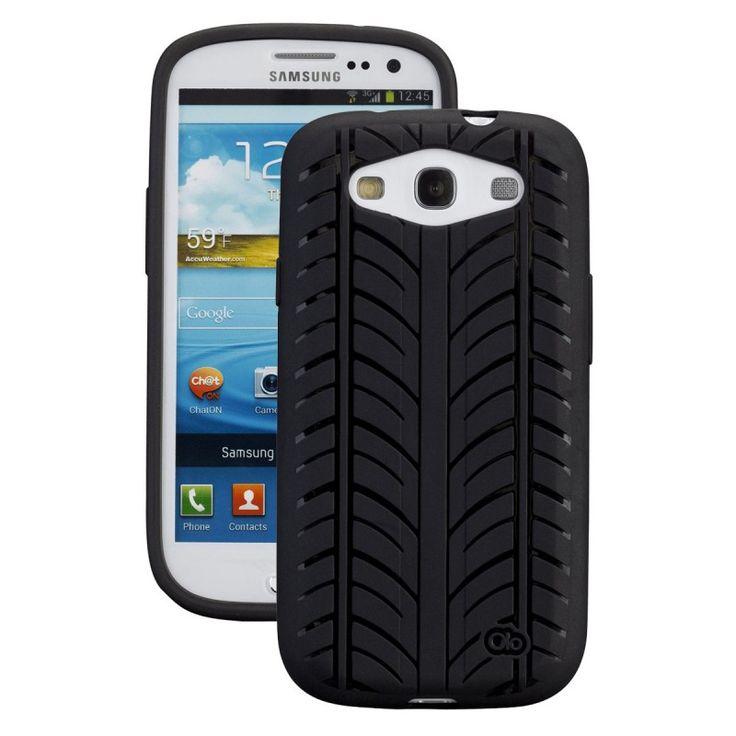 Olo by Case-mate Tread [Black], Pokrowiec do Galaxy S3