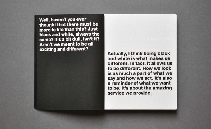 First Direct brand book | The Dots