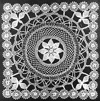 Armenian lace. Grandmothers made a lot of these. Absolutely beautiful