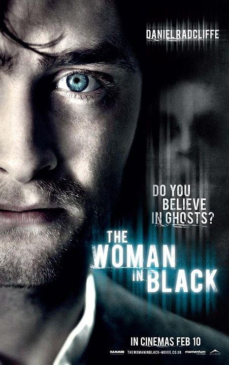 The Woman in Black - quite suspenseful, actually!