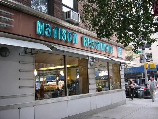 Madison Restaurant: Madison Restaurants, New York