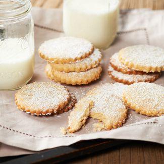 Sweet and Salty Shortbread Cookies — Jill Bauers Recipes — QVC Recipes — Kitchen & Food — QVC.com