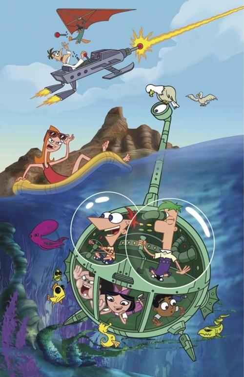 Phineas e Ferb 4