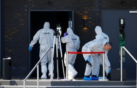 German police rule out terrorism after fatal disco shooting