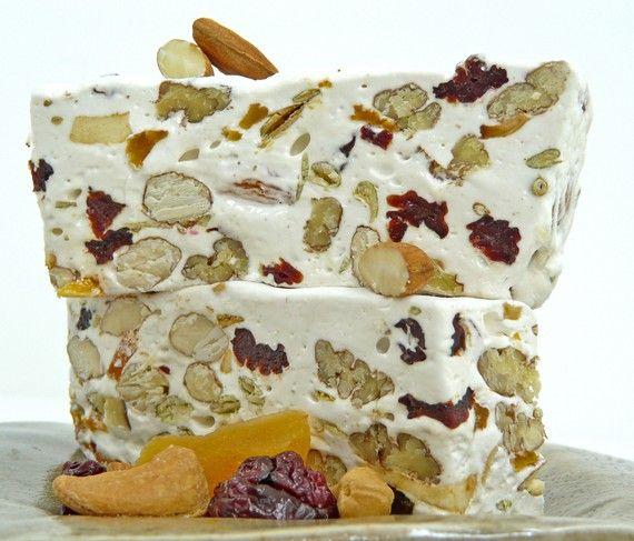 Nougat Montelimar  Gourmet Candy gift by TheGroovyBaker on Etsy, $16.00