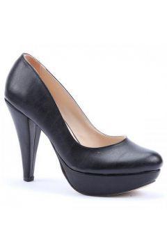 Cudo Cilt Platform Topuklu Bayan Ayakkabı