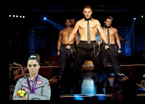 "The Best of the ""McKayla Maroney is Not Impressed"" Meme; Silver Medalist McKayla Maroney's famous stink-face could be seen all over the Internet in 2012"