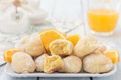 pasticcini arancia e mandorle