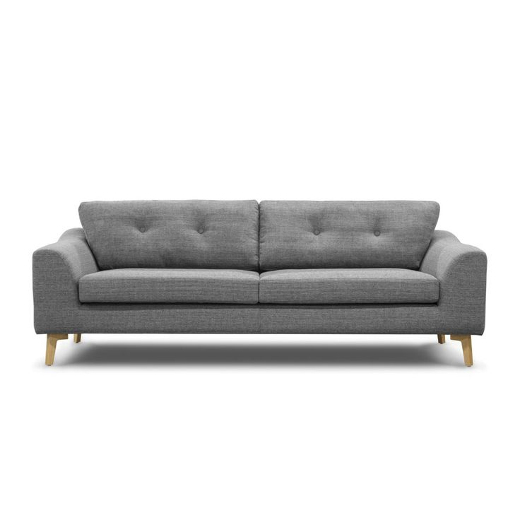 MuBu Home -THE VOSS SOFA 3 SEATER