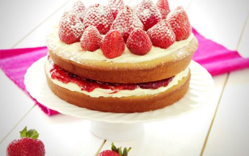 English Trifle This dessert is made with fruit, a thin layer of sponge cake soaked in sherry or other alcohol (wine), and custard. It can be topped with whipped cream. The fruit and sponge layers are...