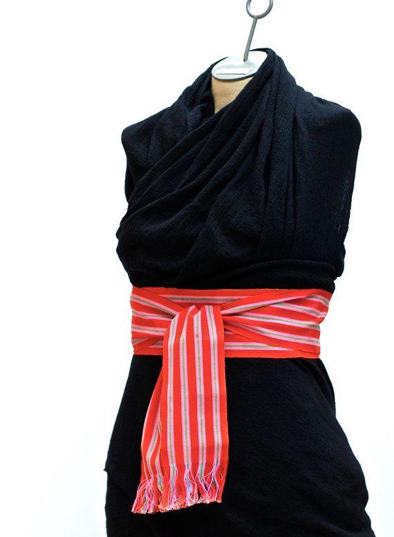 Sash Belt  LARP Costumes  Woven Sash  Boho by brizel4TheAnimals