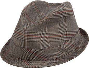 San Diego Hat Company Men`s Stubby Fedoraa $24.00