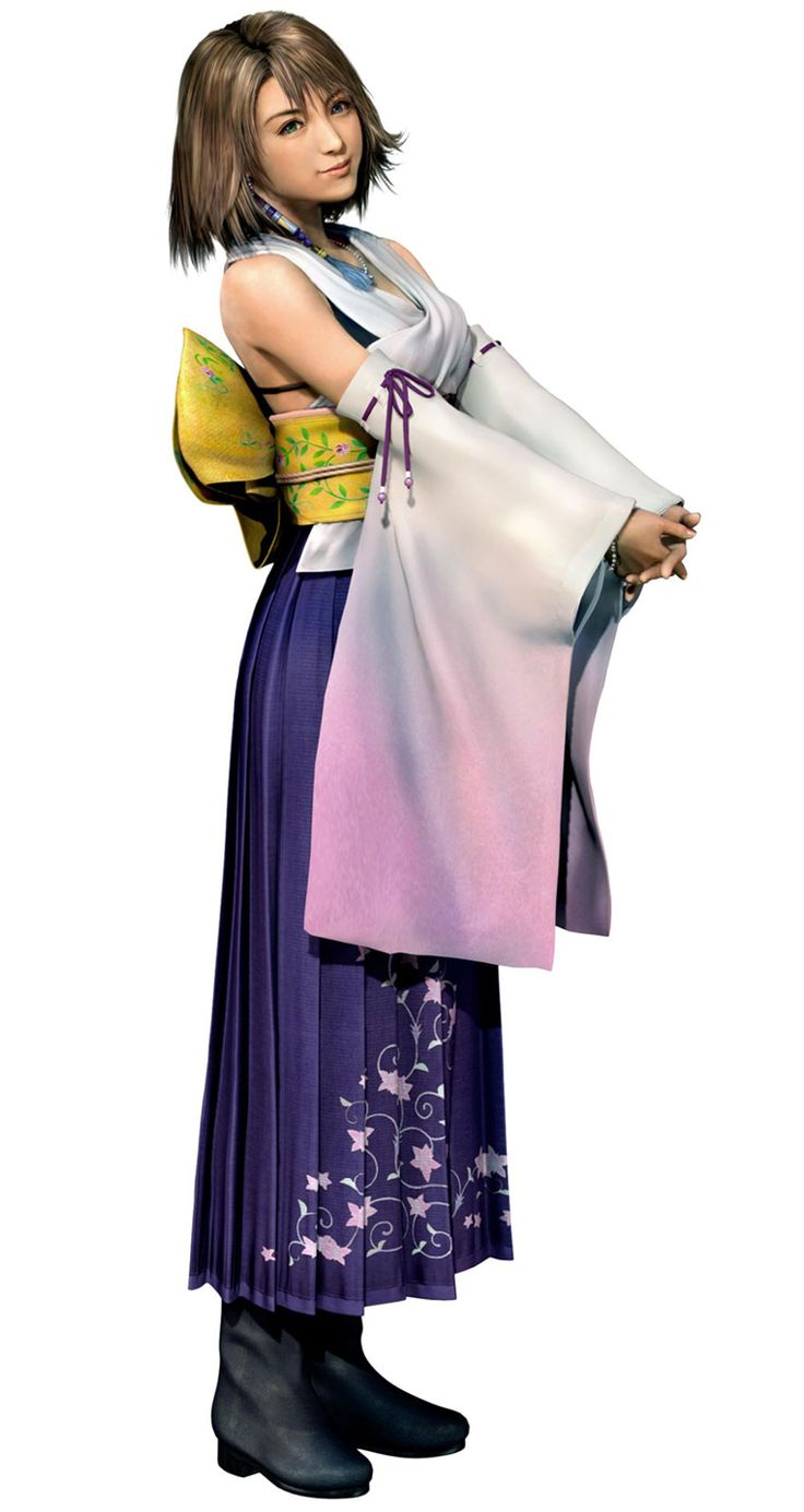 fantasy final hentai yuna