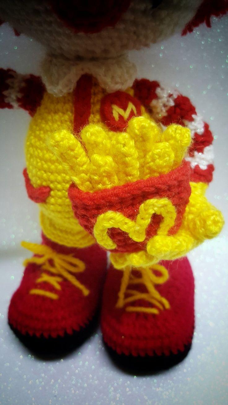 Inspiration: Ronald McDonald's
