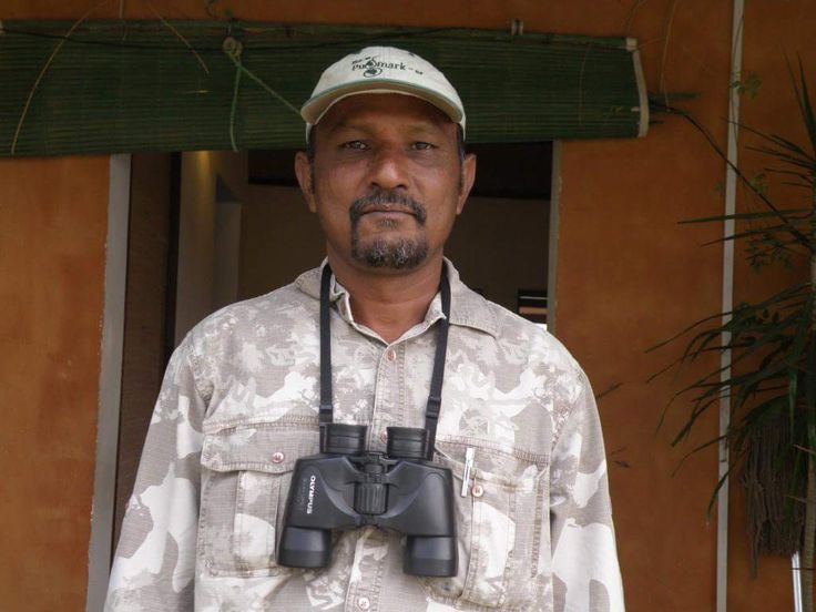 People behind the brand - Sudesan Kuttappan  He started his carrier as a bird guide in Annamalai tiger reserve in 1981 for WWF-INDIA and Forest Department. Many present senior forest officers have been trained on birding by Kuttappan. He is not very educated but knows the forest better than anyone in and out.   At present, Kuttappan is the Senior Naturalist in Serai the Resorts and based in Bandipur.