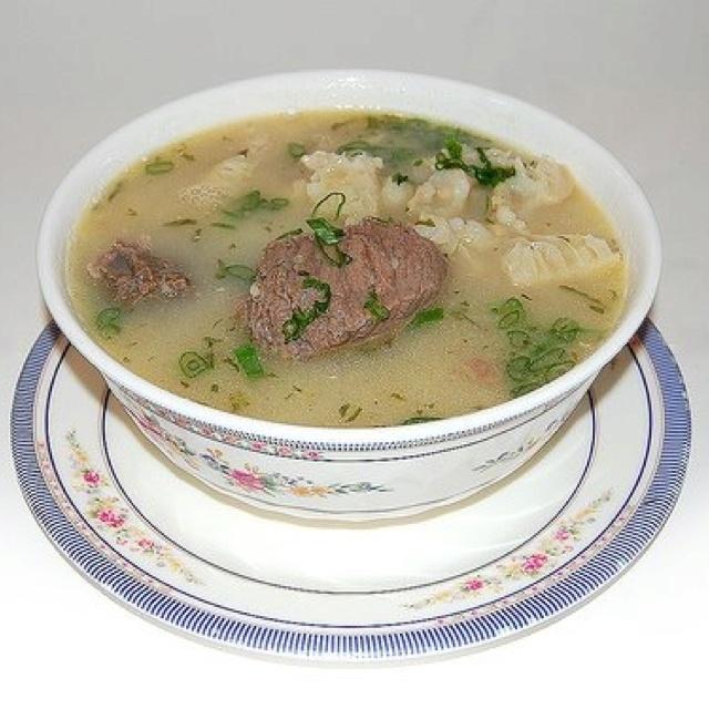 Patasca sopa andina
