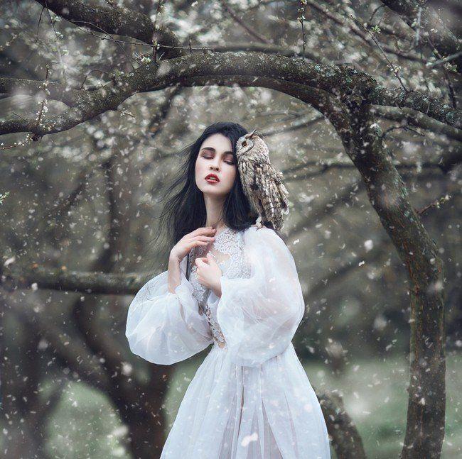 Сказочные фотографии Маргариты Каревой - фото 54