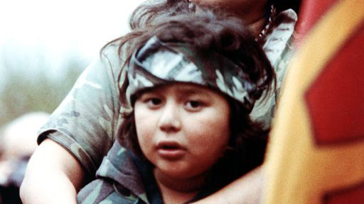 aboriginal crisis in oka qubec The long shadow of the oka crisis on the children who were there  and has since been considered a victory for aboriginal people, a watershed moment that inspired first nations across the.