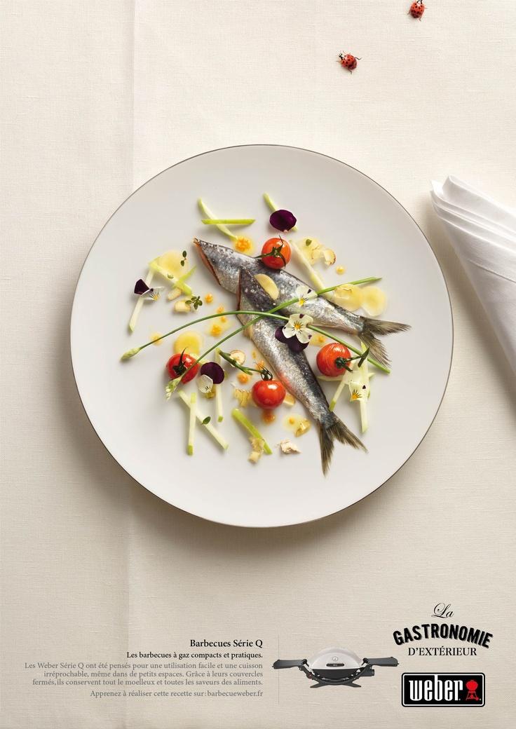 Weber - La gastronomie d'extérieur