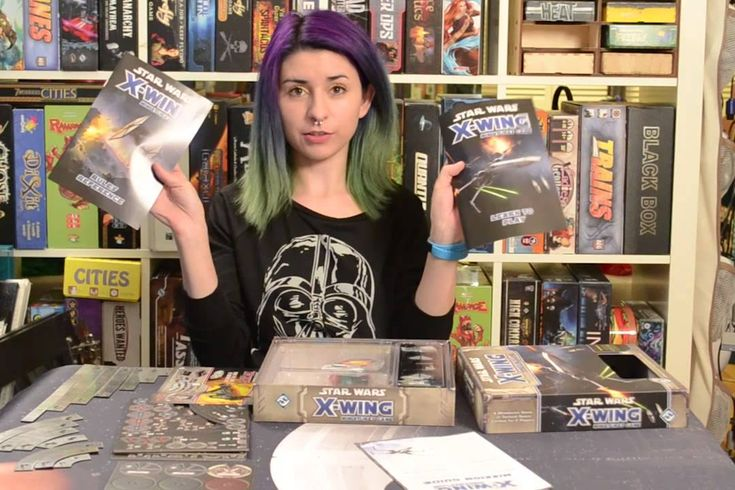 Star Wars X-Wing The Force Awakens Unboxing Video