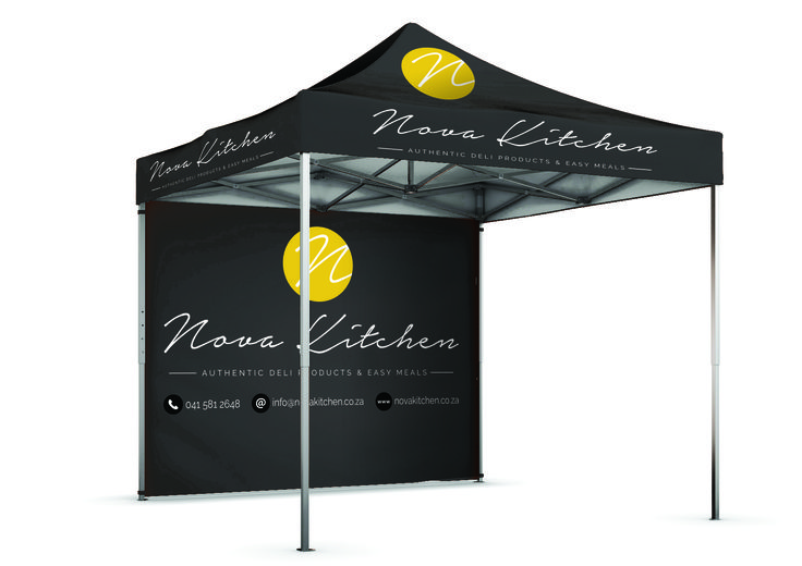 Nova Kitchen Gazebo Design
