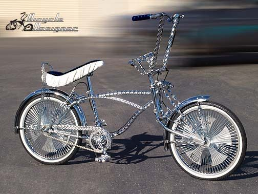 lowrider bicycle - Google Search