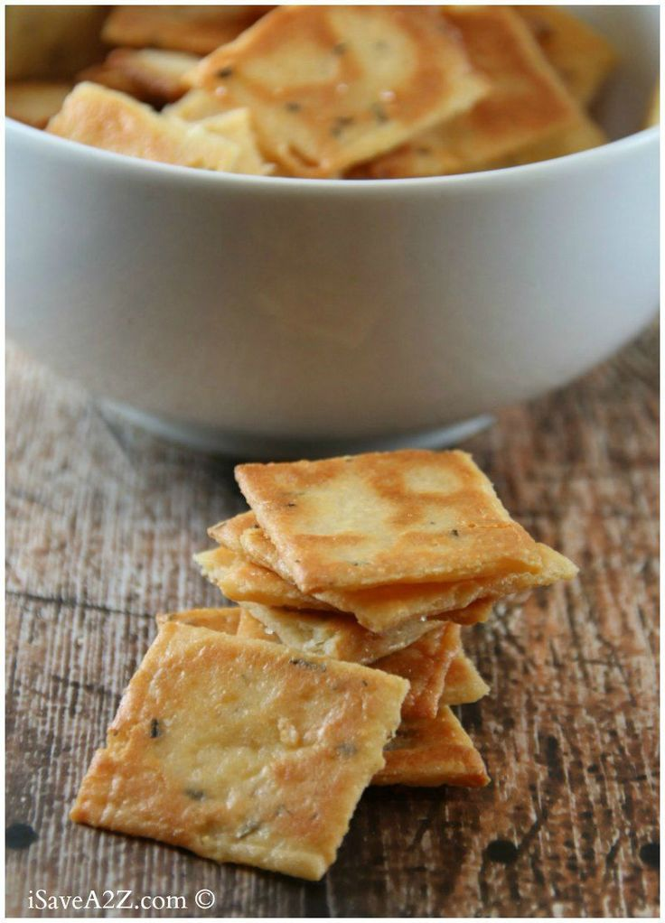 Low Carb Cheese Crackers Recipe Keto Friendly Recipe
