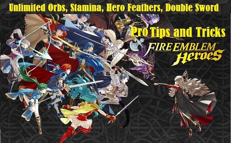 Fire Emblem Heroes Hack will allow you to get the unlimited orbs, Stamina, Hero Feathers, Double Sword and upgrade each of your heroes to the max and also unlock new story level and characters alike. You will find here the best and most reliable hack tool for the game.