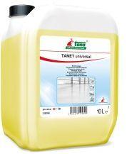 Solutie pentru indepartare grasimilor Tanet Universalreiniger 10l: TANA-2589, concentrat foarte eficient de curatare, inlatura murdaria si grasimea.