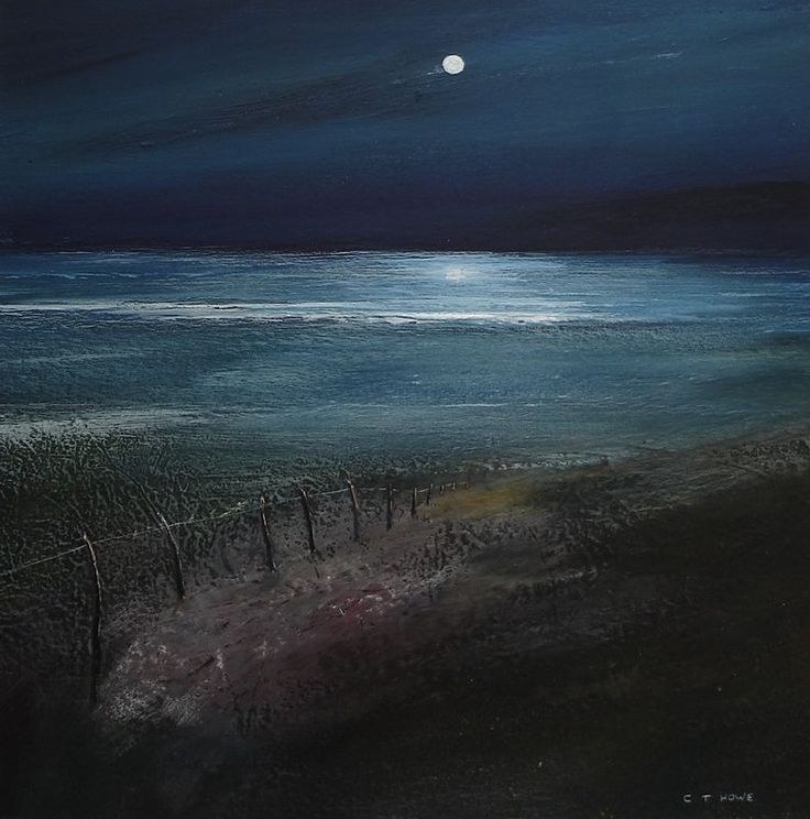 Midnight   -   CLIFF HOWE - Artist