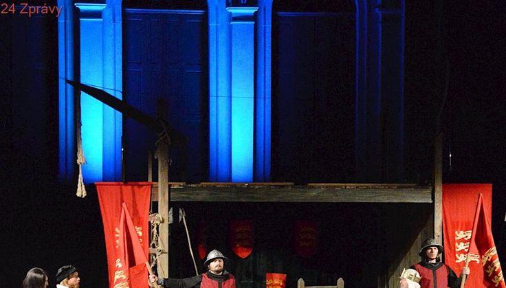 Letní festival Moravského divadla Olomouc navštívilo přes tisíc diváků