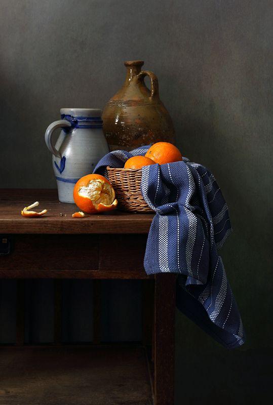 photo: ~ С апельсинами ~ | photographer: Елена Татульян | WWW.PHOTODOM.COM