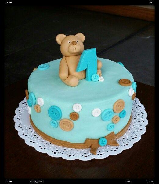 Torta primer cumpleaños