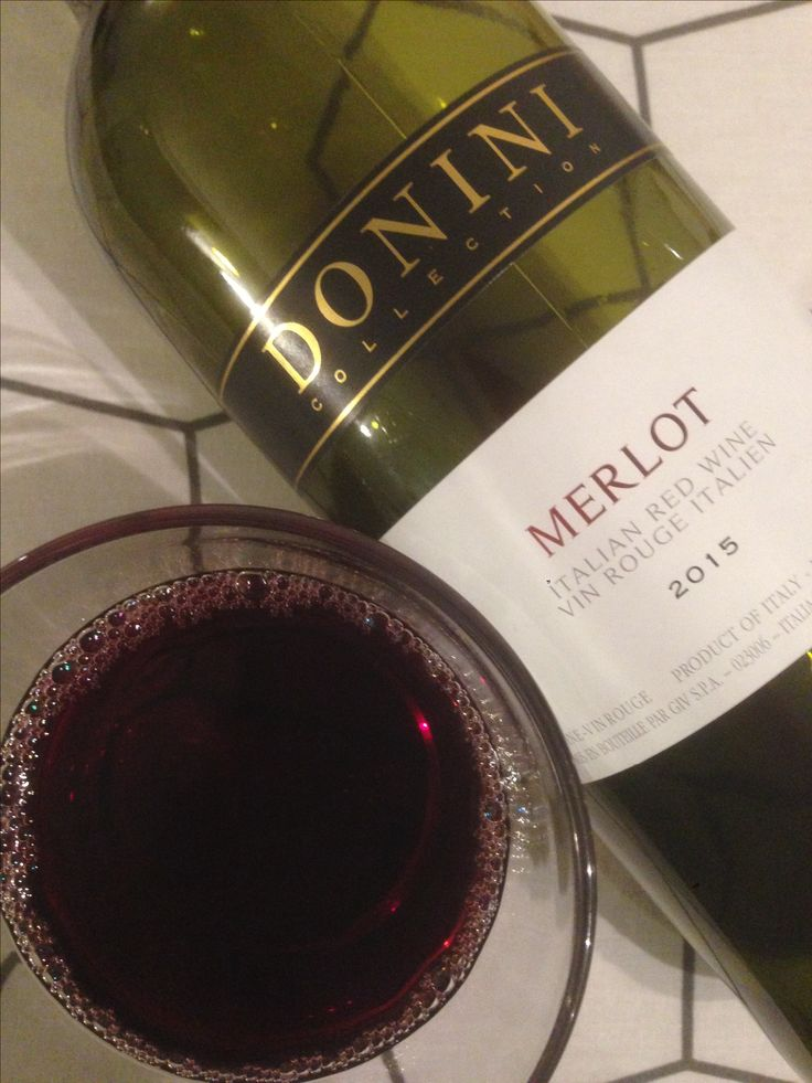 Donini 2015 | merlot | italy | 3.25 stars | some kind of fruit and maybe anise