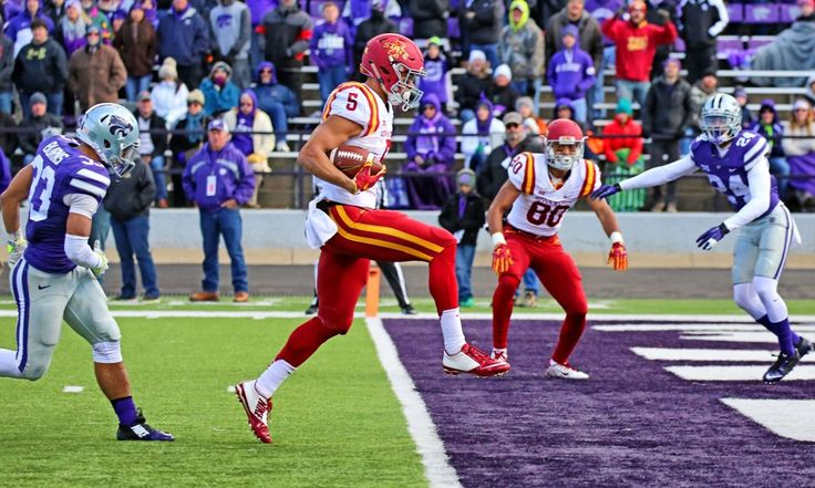 Allen Lazard faces a career-making season with Iowa State = Some pundits would already say that Allen Lazard has it made with Iowa State.  He was named to the All-Big 12 media preseason team. He was also named to an array of outlets' 2015 all-conference squads, thanks to.....