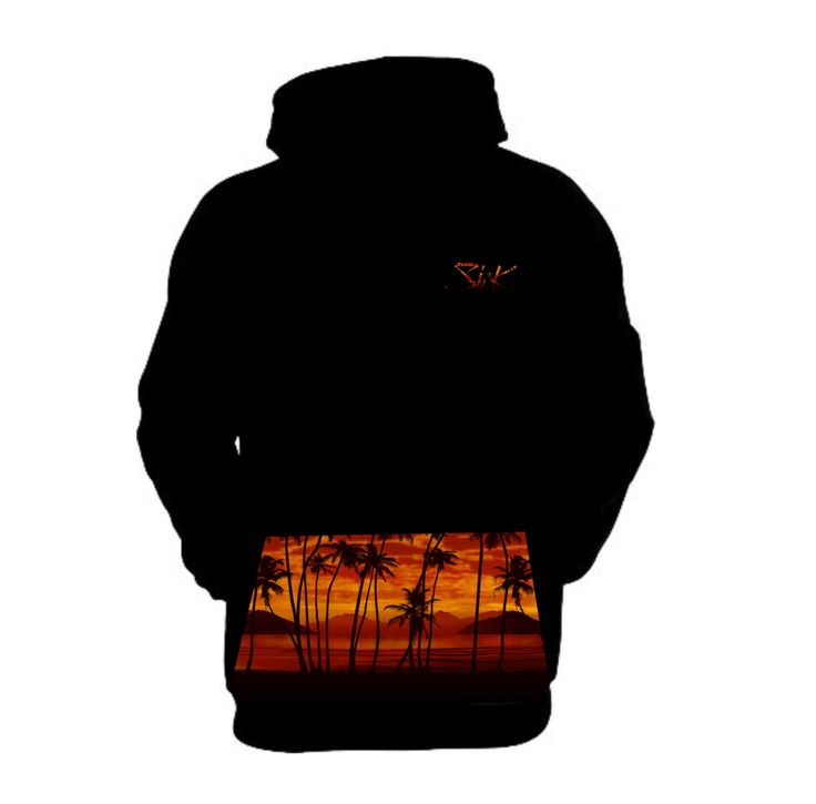 VICE COLLECTION POCKET HOODIE