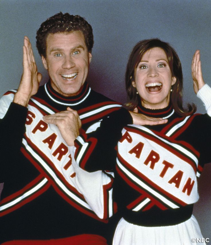 Will Ferrell and Cheri Oteri don the Spartan cheerleading uniforms for the first time to play a pair of high schoolers who won't let not making the squad take away their Spartan spirit (1995)