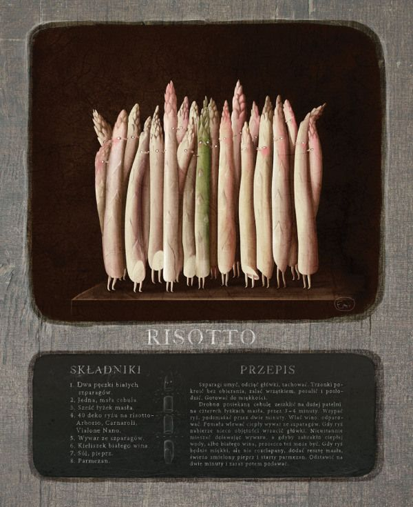 Ricette illustrate | Art & Business Magazine | Emilia Dziubak