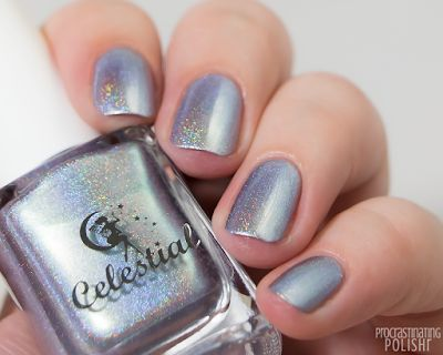 Celestial Cosmetics - January 2017 Releases 'Crystal Ship'