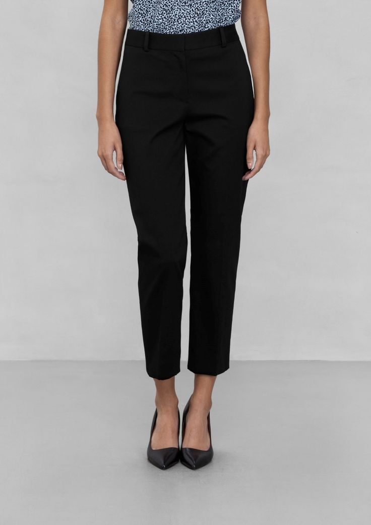 & Other Stories | Tailored Cigarette Trousers