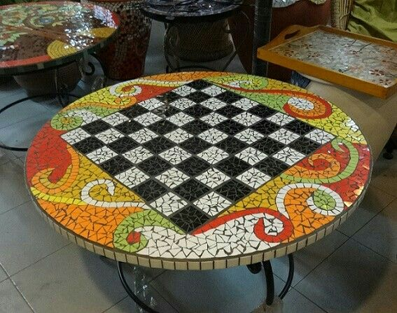 Tesserae - Magic of Mosaic